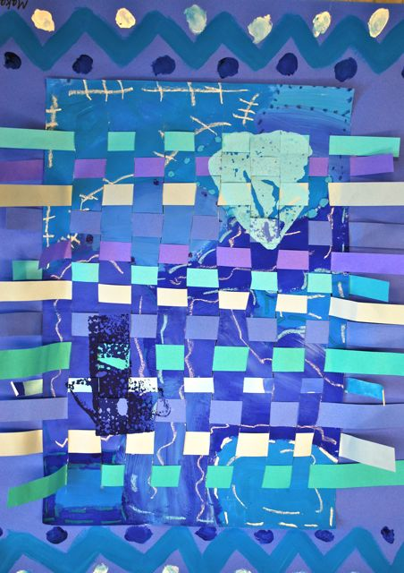 picassos-weaving-the-blues_5424618505_o
