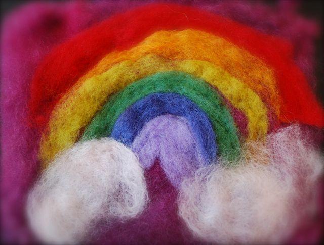 felting-rainbow_5592901680_o